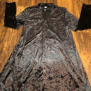 Dresses & Skirts - Women's Velvet Dress